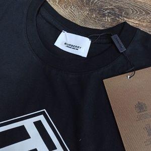 Shirts - Burberry Black Ellison T-Shirt NWT